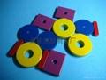 袖珍磁铁教学磁体教学磁铁物理磁