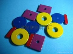 袖珍磁鐵教學磁體教學磁鐵物理磁鐵中學教具物理教具