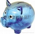 piggy bank wild pig bank porcupine wild boar sus scrofa