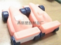 搪胶汽车 搪胶回力车 F1方程赛车 中山塑胶厂 中山模具厂 8