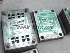 moulding factory makes injection molds
