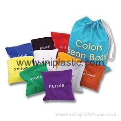 bean bags beanbag sand bag printed beanbag embroidery bag