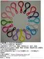 plastic oval card stand plastic  hanger cloth hanger plastic clips