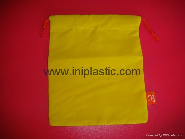 塑料膠圈塑膠環塑膠圈帆布袋棉布袋棋子袋禮品袋禮物袋精品袋 4