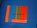 心形积木|心形拼块|几何模型体|木形状|木形体 8