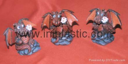 树脂胶龙树脂胶工艺品树脂胶人物树脂动物树脂手工艺品 2