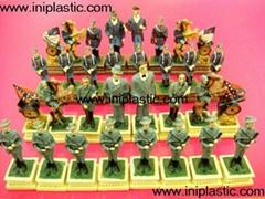 國際象棋|樹脂膠象棋|樹脂膠棋子|波麗國際象棋