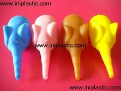 vinyl elephant PVC elephant