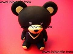 vinyl bear little bear teddy bear