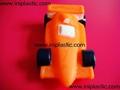 搪胶汽车 搪胶回力车 F1方程赛车 中山塑胶厂 中山模具厂 2