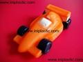 搪胶汽车 搪胶回力车 F1方程赛车 中山塑胶厂 中山模具厂 3