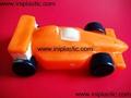 搪胶汽车 搪胶回力车 F1方程赛车 中山塑胶厂 中山模具厂 9