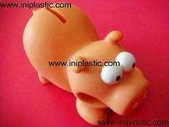 小猪储钱罐|野猪钱罐|箭猪钱罐