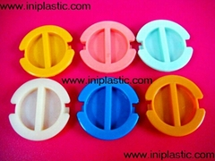 plastic cover piggy bank bottom covers plastic lid