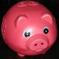 塑料底盖|储钱罐底盖|猪仔钱筒底盖