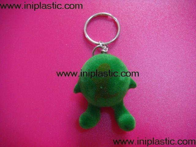 小人钥匙扣|植绒公仔|植绒小人仔|植绒玩具 3