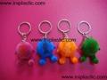小人钥匙扣|植绒公仔|植绒小人仔|植绒玩具 10