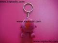 小人钥匙扣|植绒公仔|植绒小人仔|植绒玩具 11