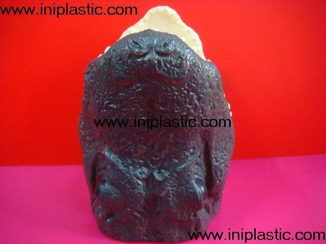 鱼头可乐罐|鱼头固定器|装罐鱼头|鲨鱼鱼头罐子 11