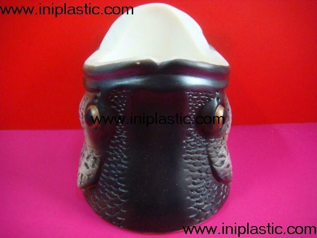 鱼头可乐罐|鱼头固定器|装罐鱼头|鱼头罐子 15