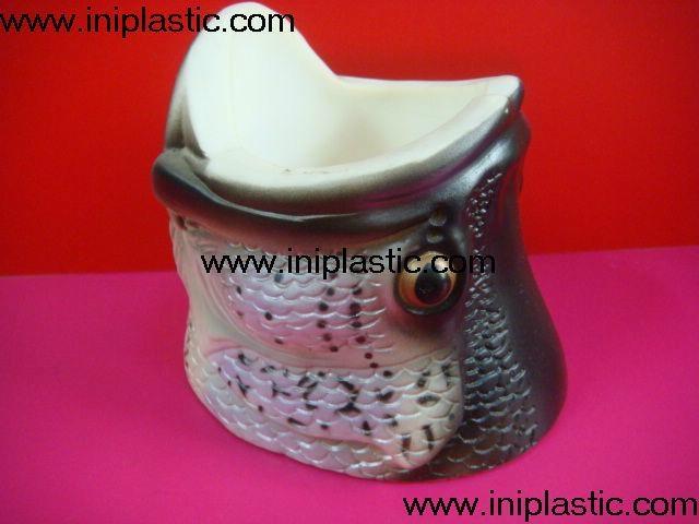 鱼头可乐罐|鱼头固定器|装罐鱼头|鲨鱼鱼头罐子 18