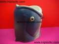 鱼头可乐罐|鱼头固定器|装罐鱼头|鲨鱼鱼头罐子 19