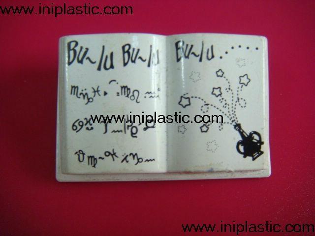 树脂胶圣经|塑料书本|塑胶书本配玩具书 4