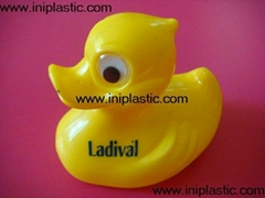 blow duck PE duck plastic ducks blowing molded duck