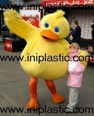 鸭子戏服|鸭子舞台服装|动物戏服|鸭子扮演服|鸭子舞台服|儿童戏服