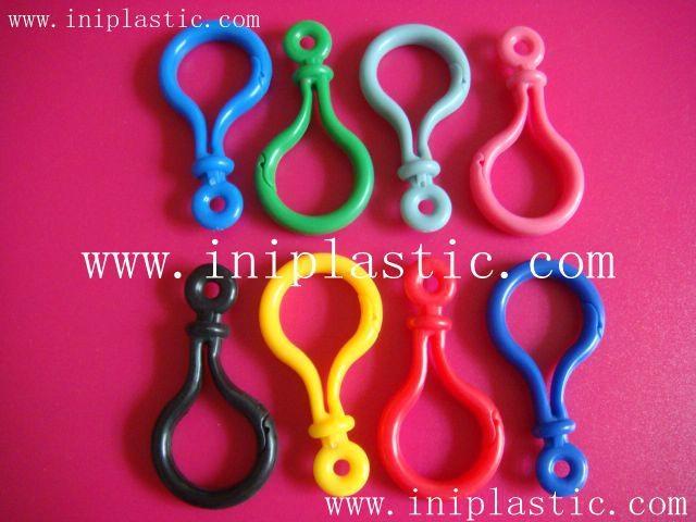 膠鉤|塑料紙牌夾|橢圓形紙片夾座|塑膠鉤|塑料鉤|塑料環 3