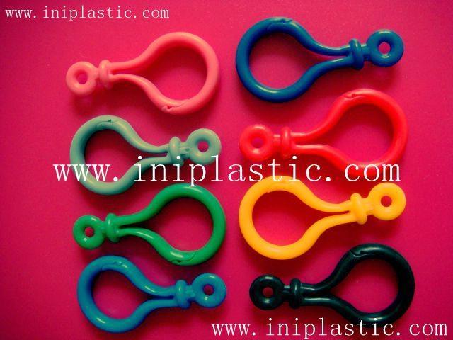 膠鉤|塑料紙牌夾|橢圓形紙片夾座|塑膠鉤|塑料鉤|塑料環 5
