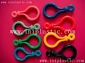 膠鉤|塑料紙牌夾|橢圓形紙片夾座|塑膠鉤|塑料鉤|塑料環 4