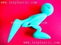 搪胶公仔 搪胶创意模型 搪胶创意人物门挡 中山玩具厂 12