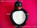 搪胶企鹅 子母企鹅 企鹅母亲小企鹅妈妈 企鹅爸爸 企鹅一家人 9
