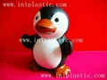 vinyl penguin mother penguin son penguin family penguin toy