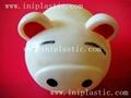 豬仔錢罐|小豬錢罐|儲錢罐|儲蓄罐|小豬錢筒|黑白豬錢缸 11