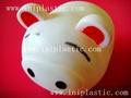 豬仔錢罐|小豬錢罐|儲錢罐|儲蓄罐|小豬錢筒|黑白豬錢缸 14