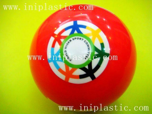 十進制教具 十進制數學教具 回力球 壓力球 回彈球 14