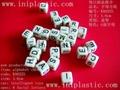 大小寫英文字母骰子英文方體字母