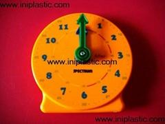 student clocks teacher c