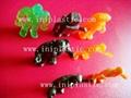 pendant PVC figurine general dolls toy giraffe emperor figurines