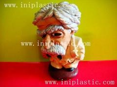 Mark Twain polyresin figurine resin crafts hand craft