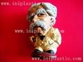Mark Twain polyresin figurine resin crafts hand craft 4