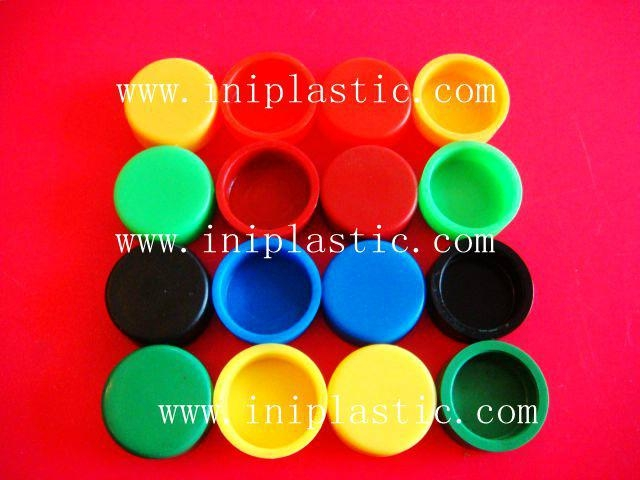 塑胶圆形棋子 塑料圆形棋 塑料棋子 塑胶圆棋子 小骰子杯