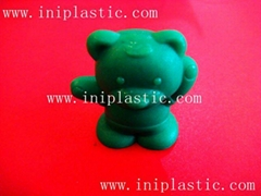 plastic bear counting be