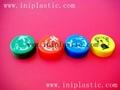 plastic round caps round dice cup round checkers round tokens