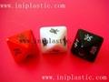 透明有色骰仔|黑色骰子|黑色方块|黑色光板 14