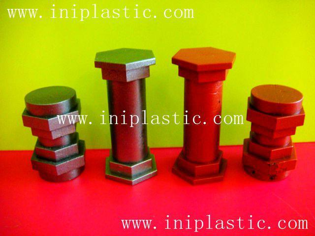 正方體 塑料幾何體 塑膠幾何模型 培訓用具 智力玩具 14