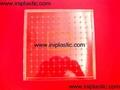 121個釘子板 塑料幾何釘板 釘子板 數形板 過頭釘板 4