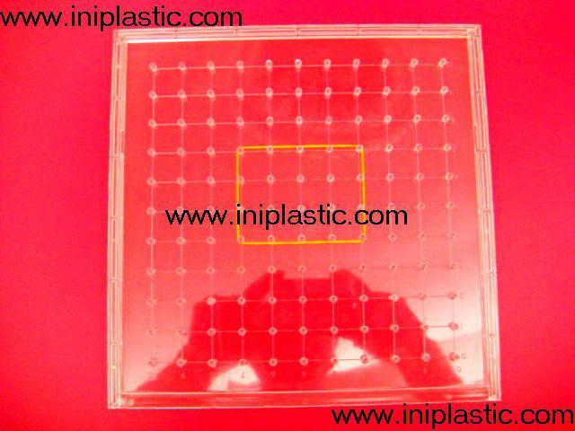 121个钉子板|塑料几何钉板|钉子板|数形板|过头钉板 11
